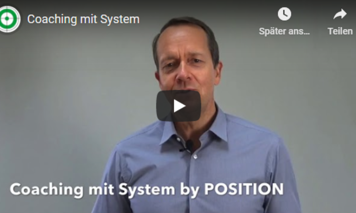Coaching mit System by POSITION