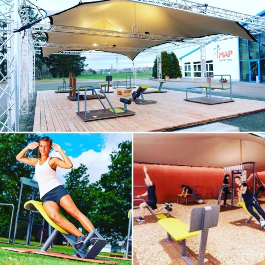 Chancen 2021: Medical Fitness & Rehasport im Freien