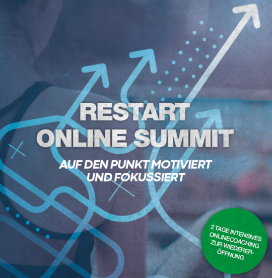 Restart Online Summit by POSITION